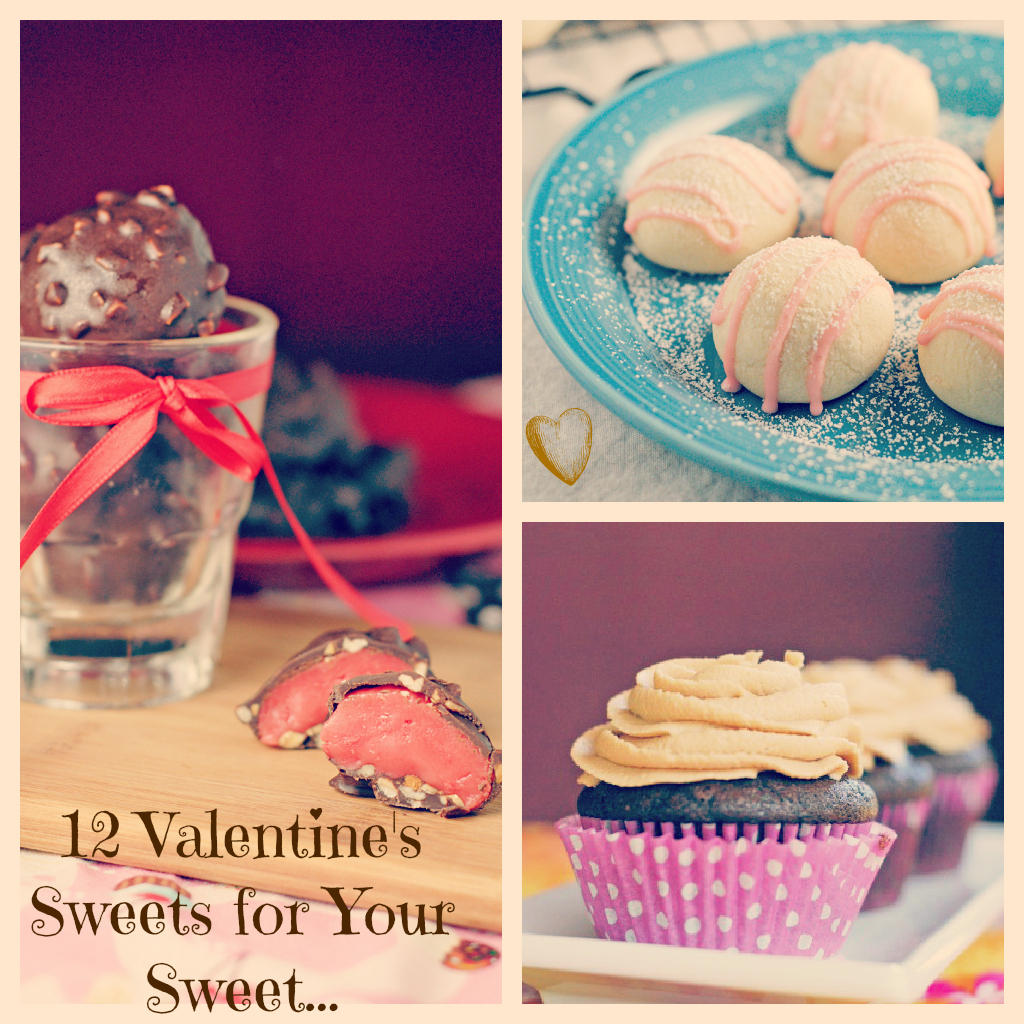 One Dozen Valentine's Sweets for Your Sweet! | Juanita's Cocina